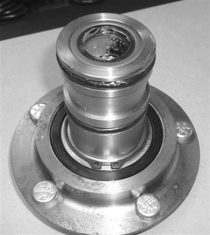 Type 3 Floating Rear Hubs - Wire (set of 2)
