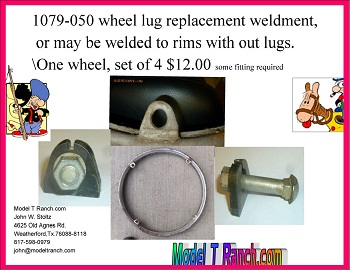 Wheel Lug Replacement