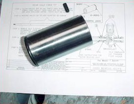 Inner Carrier Bearings (2 required - Price for Each)